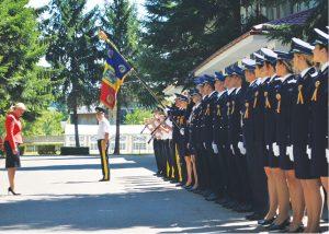 Scoala de Politie Campina1