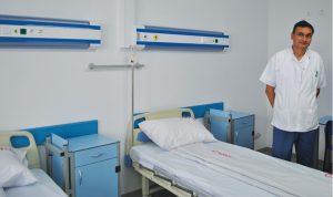 Spitalul Judetean - dr
