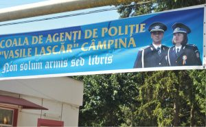 Scoala de Agenti de Politie Campina