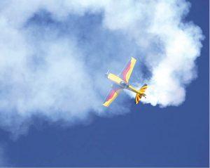 acrobatie avion