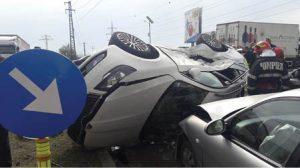 accidente drumuri Prahova