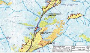 plan drum Valea Doftanei