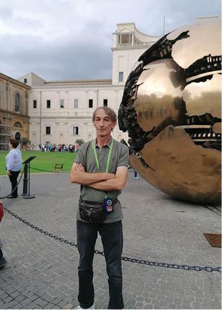 Tanasescu - Vatican