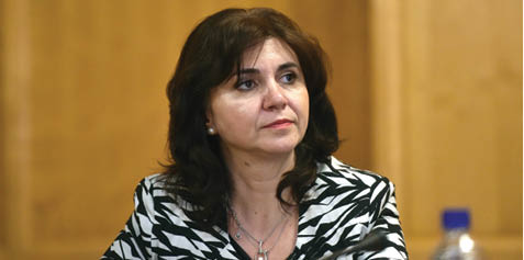 Aviz pozitiv pentru Monica Anisie, propunerea pentru ...   Monica Anisie