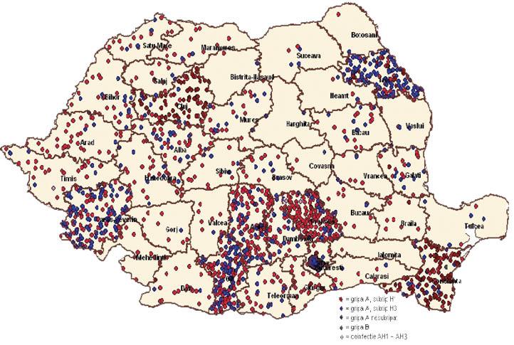 gripa Romania