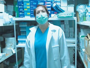 Spitalul Judetean de urgenta - magazie