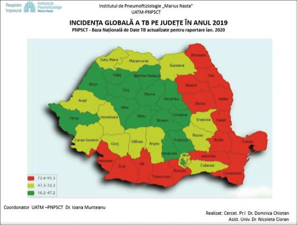 bolnavi de TBC Romania 2