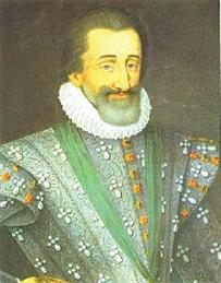 Henric al IV-lea de Bourbon (1589-1610), un rege al Frantei ...