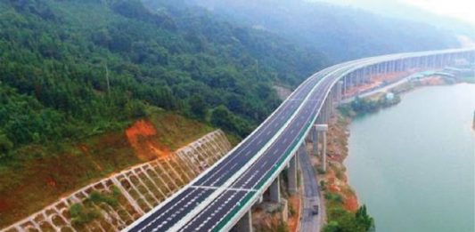 autostrada China